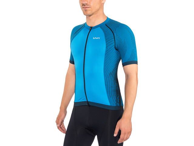 UYN Biking Activyon OW Chemise manches courtes Homme, blue dodger/anthracite/black